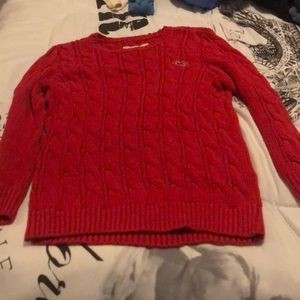 3/4 sleeve knit Hollister sweater